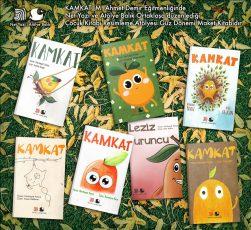 Kitap Resimleme Atölyesi 1: Leziz Turuncu/Kamkat Kitapları